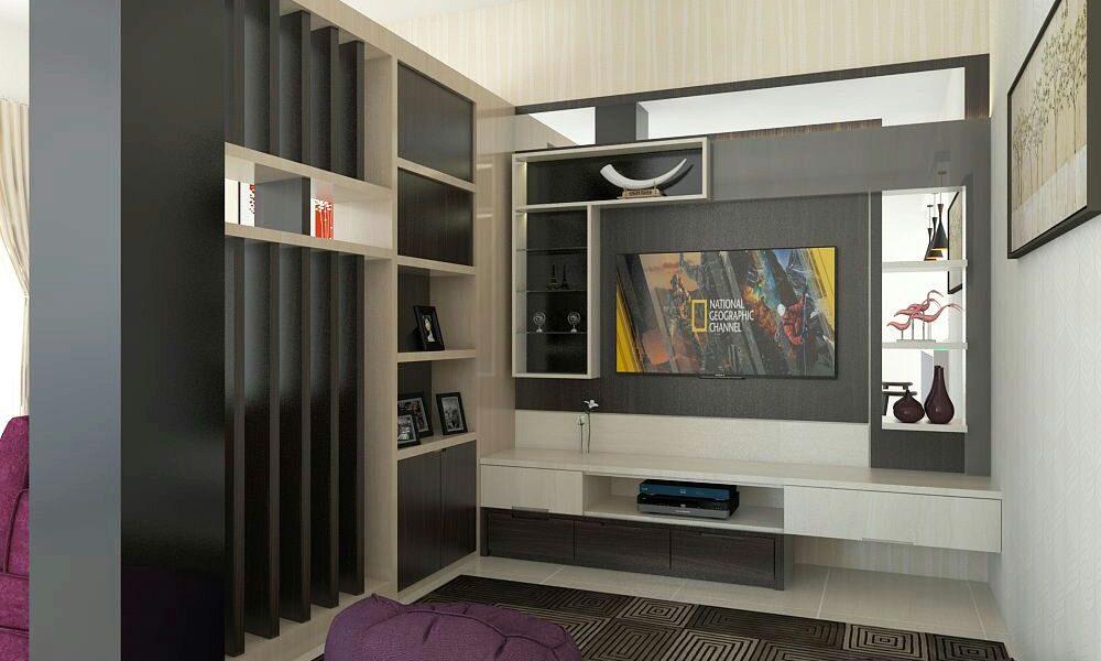 Inspirasi penataan untuk ruang tamu kecil